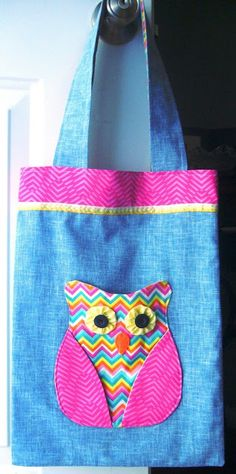 Simply Shoeboxes: Last Minute Tote Bag Sewing for Operation Christma...