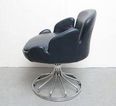 Vintage Sessel - 70er Tulip Sessel Palasthotel DDR, Dispo 8 - ein Designerstück von silent-cube bei DaWanda