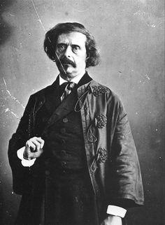 Félix Nadar, Jules Barbey d'Aurevilly