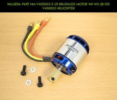 Walkera part HM-V450D03-Z-25 Brushless motor WK-WS-28-010 V450D03 helicopter #products #camera #walkera #helicopter #parts #gadgets #drone #plans #tech #fpv #kit #shopping #technology #racing #450