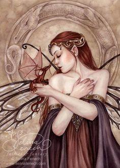 Arte de Selina Fenech