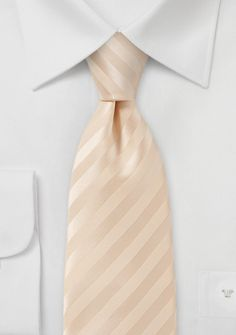 light peach ties | ... peach toned neck tie with a white peach hued neck tie like this you