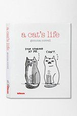 A Cat's Life By Gemma Correll