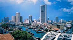 9. Rio que leva o mesmo nome da cidade-estado Singapura.