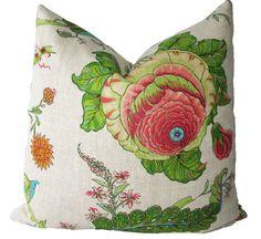 Decorative Designer Botanical Chinoiserie by MakingFabulous