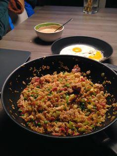 Healthy Clean Food: Nasi goreng wat geen nasi is?!