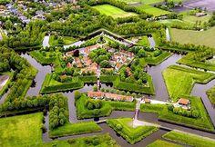 Borghi curiosi Europa - Bourtange, Olanda