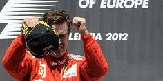 F.Alonso F1 2012 GP Europa (Valencia) my home :), Que GRANDE eres
