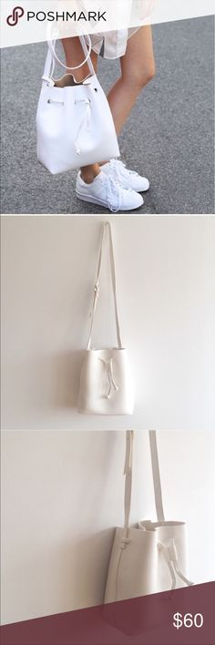 FLASH SALE - Bucket Bag Product photo is in #2-4 // brand new // faux leather // no trades Bags