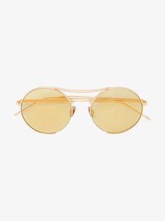 Sunday Somewhere goldie aviator sunglasses