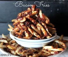 ~Bacon Fries! | Oh Bite It