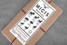 MICIS on Packaging of the World - Creative Package Design Gallery