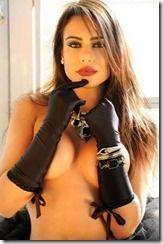 RS Notícias: Patricia Jordane, modelo brasileira