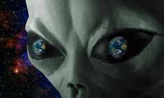 by MessageToEagle, Who says there are no open-minded scientists at NASA? A NASA scientist suggests you are living inside a hologram created by advanced alien species. Les Aliens, Aliens And Ufos, Ancient Aliens, Ancient Egyptian Deities, Matrix, Paranormal, Predator, Astronomy, Astrology