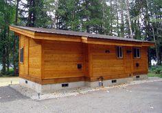 Pan Abode Cedar Home Kit