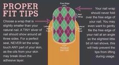 Do you have trouble with your Jamberry wraps lifting at the ends? Try filing at a 45 degree angle downward and away from the nail. This will help give you a slight slope to the wrap so it prevents it from catching! Jamberry wraps | manicure | nail art | Spring Summer Catalog 2015 | Tips and Tricks