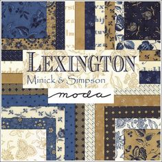 Moda LEXINGTON Fabric