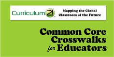 Resources on the Common Core by state.