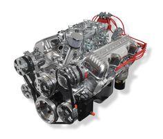 409 Crate Motor-W Big-Block