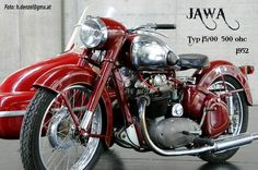 European Motorcycles, Vintage Motorcycles, Cars And Motorcycles, Harley Davidson Knucklehead, Harley Davidson Motorcycles, Moto Jawa, Moped Scooter, Vespa, Yamaha Rx100