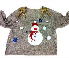 DIY Christmas jumper kit...pimp my jumper
