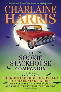 """""""The Sookie Stackhouse Companion"""" by Charlaine Harris ... #LibraryLoans"""