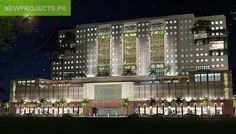 Goldcrest Mall & residency DHA Lahore