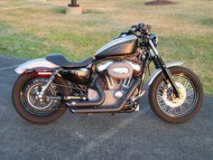 Harley Davidson nightster 1200n