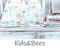 For unique babies-baby blankets, baby bedding. by KidsandBeesBaby Baby Bedding, Unique Baby, Textile Design, My Works, Nursery, Textiles, Kids Rugs, Blanket, Handmade Gifts