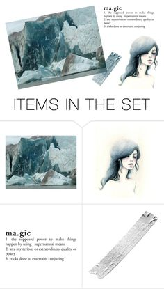 """""""Magic"""" by twice-as-twisted ❤ liked on Polyvore featuring art"""