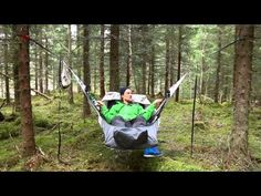 This amazing new hammock revolutionizes chilling out   Roadtrippers