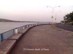 PARTE DEL PASEO ORINOCO Y EL RIO