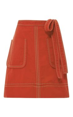 Netra mini a line skirt by No. 21 | Moda Operandi