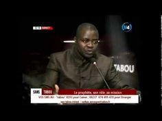 Débat télévisé sur Vision4tv (Prophète Kacou Philippe)