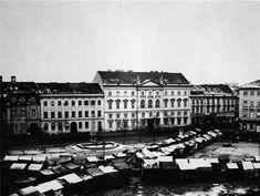 1880.. Donhoffplatz.. Palais Hardenberg.. Leipziger Straße