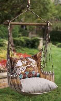 Bluebird Garden Swing Chair | Acacia Catalog