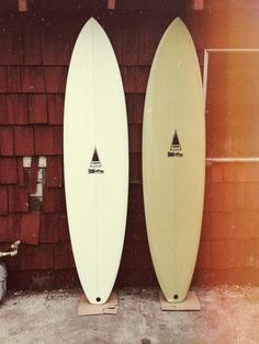 HARBOUR Surfboards / Drifter models || I started surfing at Seal Beach in 2002, it has been my dream to own a HARBOUR...too bad I live in the desert.