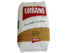 Casa Santa Luzia Alimentos Especiais : Farinha de Arroz Urbano 1kg
