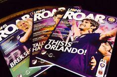 Orlando roar