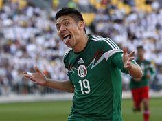 Sufrimos Pero... México califica al Mundial de Brasil 2014