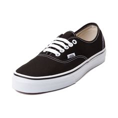 The Authentic from Vans is always in style. Comin' to you featuring a canvas upper with lace closures and rubber waffle tread outsole.