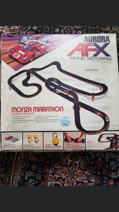 Slot Car Racing Sets, Slot Car Race Track, Slot Car Sets, Slot Car Tracks, Childhood Toys, Childhood Memories, Afx Slot Cars, Go Kart, Old Toys