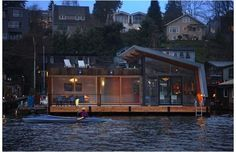 houseboat seattle only in my dream but I still have the dream