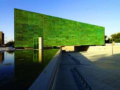 Virginia Duran Blog- Amazing Museums- Memoria-Estudio America-Santiago de Chile-exterior