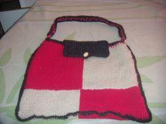 sac tricot creation isafleur