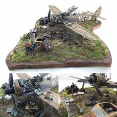 Wow!!! Beautiful diorama. Modeler Arno Mosimann #scalemodel #plastimodelismo #miniatura #miniature #maqueta #maquette #modelismo #hobby #diorama #plasticmodel #plastickits #usinadoskits #udk #war #guerra #guerre #bataille