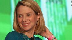 Marissa Mayer: From Google 'Geek' To Yahoo CEO