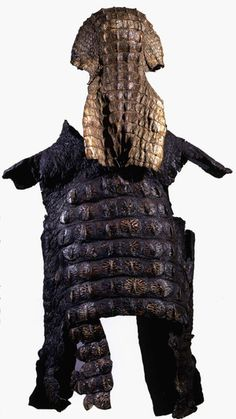 Roman crocodile armor is the closest thing reality has to Dungeons & Dragons gear