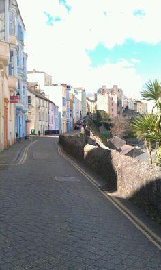 Tenby, Wales. Gorgeous little seaside town.