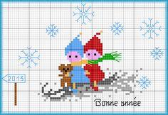 Bonne Année! Happy New Year!